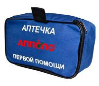 Аптечка для оказания первой помощи работникам (по приказу Минздравсоцразвития РФ №169 Н ) (в сумке одноярусной)