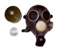 Шлем-маска в комплекте (фильтрующе-поглащающая коробка, сумка)