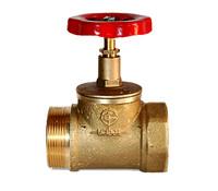 Клапан КПЛП 50-1, латунь, угловой